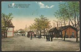 Serbia------Zemun------old Postcard - Serbia