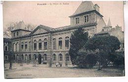 09 PAMIERS    LE PALAIS  DE JUSTICE      BE     AR368 - Pamiers