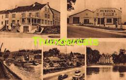 CPA 52 LUZY SUR MARNE HOTEL BEAUSEJOUR RESTAURANT - Other Municipalities