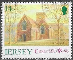 Jersey - Y&T N° 523 - Oblitéré - Jersey
