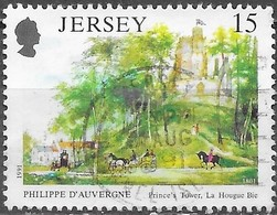 Jersey - Y&T N° 527 - Oblitéré - Jersey