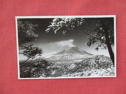 RPPC     Mt Fugi ??  Ref 3078 - Postcards