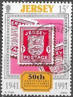 Jersey - Y&T N° 538 - Oblitéré - Jersey