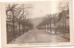 Izieu Boulevard Clemenceau Et Les Citees De La Marine - Other Municipalities