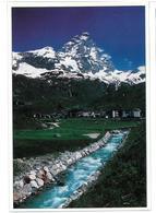 Valle D'Aosta Cervinia E Monte Cervino Non Viaggiata - Italy