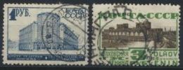 Sowjetunion 392/93 O - 1923-1991 UdSSR