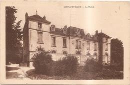 Issy L'eveque La Mairie - Andere Gemeenten