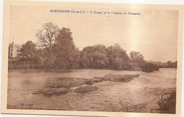 L'arroyux Et Le Chateau De Chargeres - Gueugnon