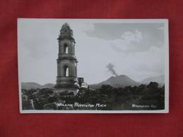 RPPC   Volcan Paricutin Mich.   Ref 3078 - Mexico