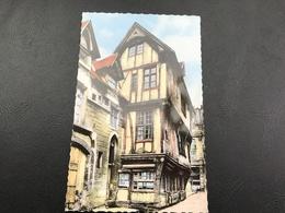 76.540.14 - ROUEN Vieille Maison, Rue St Romain - Rouen