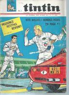 TINTIN   N°  906  -  GRATON   -   MARS  1966 - Tintin