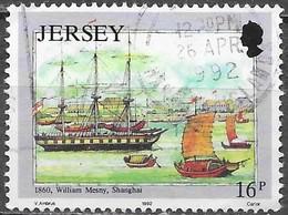 Jersey - Y&T N° 562 - Oblitéré - Jersey