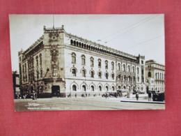 RPPC  Palacio De Correos   Mexico Ref. 3078 - Mexico