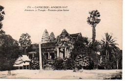 CAMBODGE :Pnom Penh Jardin De La Ville  La Volière - Non Voyagée - TBE - Cambodia