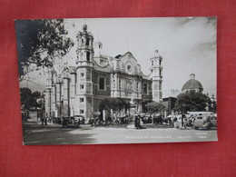 RPPC  Basilica De Guadelupe    Mexico Ref. 3078 - Mexico