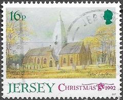 Jersey - Y&T N° 585 - Oblitéré - Jersey