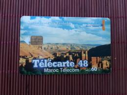 Phonecard  Used M Telecom - Morocco