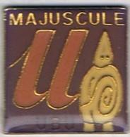 MAJUSCULE - U - UBU - Medias