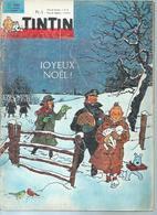TINTIN   N°  844  -  HERGE   -   DECEMBRE  1964 - Tintin