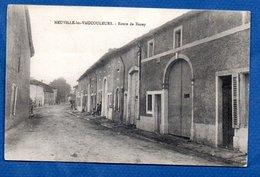 Neuville Les Vaucouleurs  -  Route De Burey - Francia