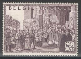 Belgique - YT 878 ** - 1952 - België
