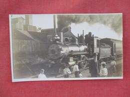 RPPC      Train Unknown Location   Corner Crease  Ref. 3078 - To Identify