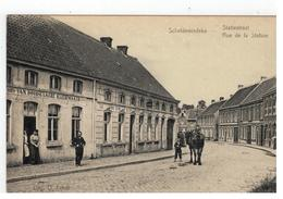 Scheldewindeke  - Statiestraat  Rue De La Station - Oosterzele