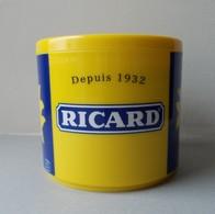 "- Seau A Glace: "" RICARD "" - - Autres Collections"