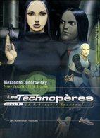 Les Technopères Tome 1 - Livres, BD, Revues