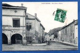 Saint Mihiel --  Rue Porte à Nancy - Saint Mihiel
