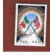 ITALIA REPUBBLICA  -  2006  SEMPIONE  - USATO ° - 6. 1946-.. Repubblica