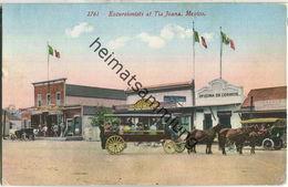 Mexico - Excursionists At Tia Juana - Verlag Edw. H. Mitchell San Francisco - Mexico