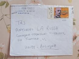 (2364) ITALIA STORIA POSTALE 1972 - 6. 1946-.. Repubblica