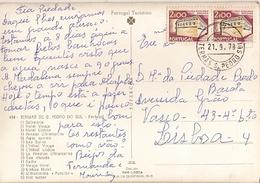 Portugal & Marcofilia, Termas De São Pedro Do Sul, Multi, Lisboa 1979 (464) - 1910-... Republic