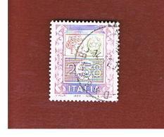 ITALIA REPUBBLICA  -  2002  ALTI VALORI 2,58 EURO     - USATO ° - 6. 1946-.. Repubblica