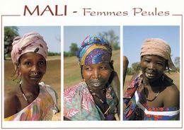 1 AK Mali * Frauen Vom Volk Der Fulbe Auch Bekannt Als Peul * Femmes Peules * - Mali