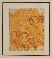 1876 Australie Yt:AU-SA 26 - Mi:AU-SA 49b - Queen Victoria - Oblitéré - Oblitérés