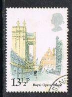 GB SG1122 1980 London Landmarks 13½p Fine Used [15/14281/25D] - 1952-.... (Elizabeth II)