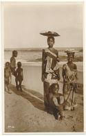GHANA, GOLD COAST - CPA Non Légendée, Groupe - Ghana - Gold Coast