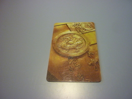 China Shangai Grand Hyatt Hotel Room Key Card - Cartes D'hotel