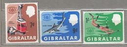 GIBRALTAR 1967  MNH (**)  Mi 202-204 #23335 - Gibraltar