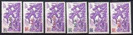 Col10   Togo  N° 230 à 235 Neuf X MH  Cote :  12,50 Euro Cote 2015 - Togo (1914-1960)