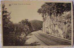 Lustin Route De La Corniche Au Dos Publicité Hotel De La Tourelle - Vresse-sur-Semois