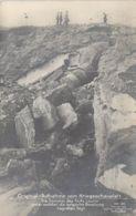 Die Trümmer Des Forts Loucin Feldpost 1914 - Guerre 1914-18