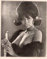 Original Photo Vintage Girl 6,5 X 8 - Pin-Ups