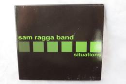 "CD ""Sam Ragga Band"" Situations - Reggae"