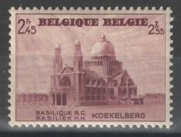 Belgique - YT 476 ** - 1938 - Belgium