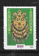 Turkmenistan 1992 Treasure Of The National Museum  MNH - Turkménistan