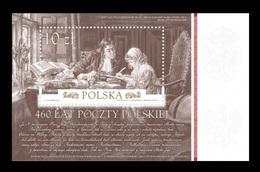 Poland 2018 Mih. 5025 (Bl.277) Polish Post MNH ** - Nuovi
