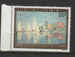 "CONGO ;P.A. N°198"" RÉGATES "" - Congo - Brazzaville"